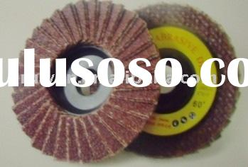 Consumable flap disc