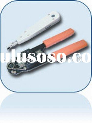 Crimping Pliers  Modular Crimping hand tool network cable