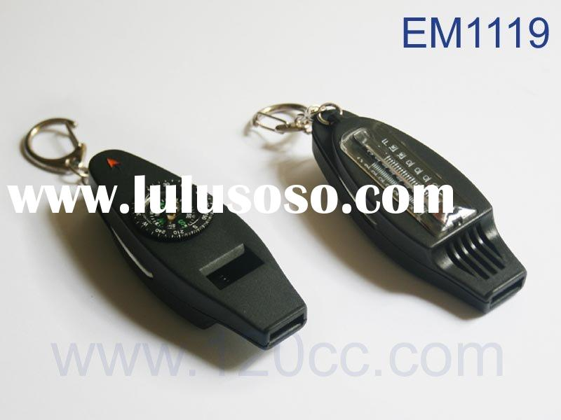 EM1119 5-In-1 Survival Whistle
