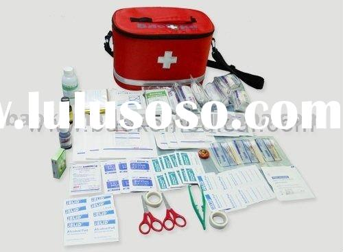 Earthquake survival kit& first aid kit&rescue kit