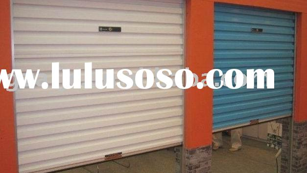 Fire rated rolling door,roller shutter