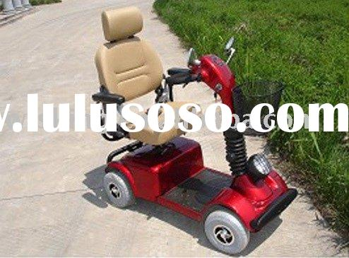 Four Wheel Electric Mobility Scooter for Disabled People