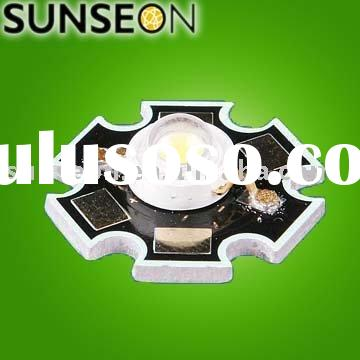 High lumen 1w power led,Epistar chip
