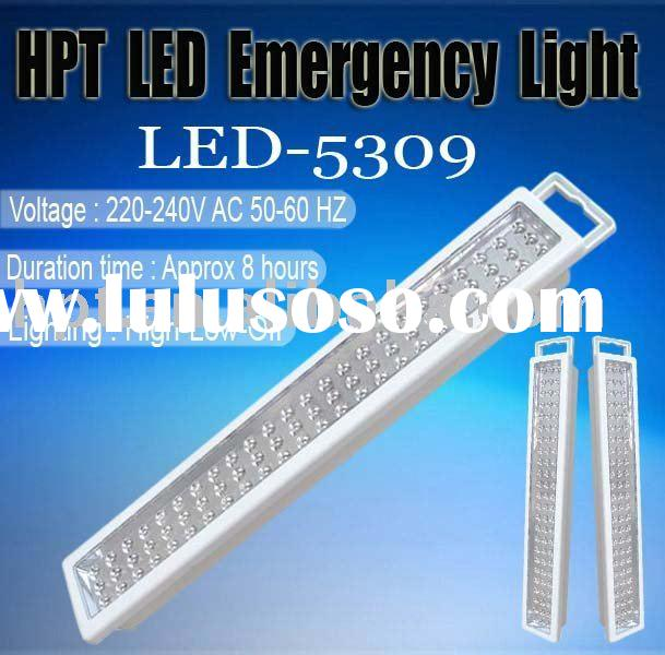 Hot Selling Rechargeable Portable Emergency Lights Equipment 72 LED