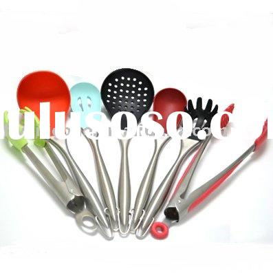 Hot Selling Silicone Kitchen Utensil Set