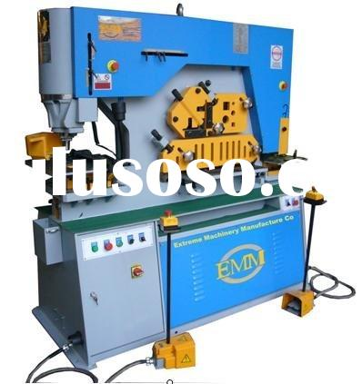 Hydraulic multi-function ironworker machine Q35Y-25
