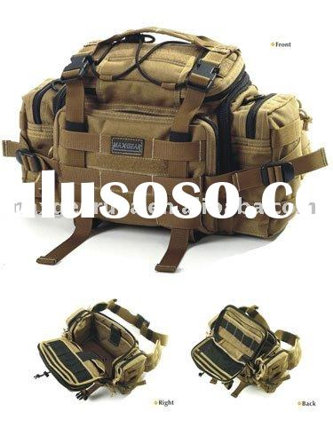 Multifunctional 99%Nylon waterproof Military Camera Bag
