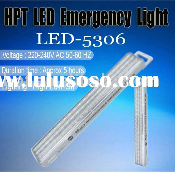 OEM Selling Rechargeable Portable Emergency Lights Equipment 60 LED