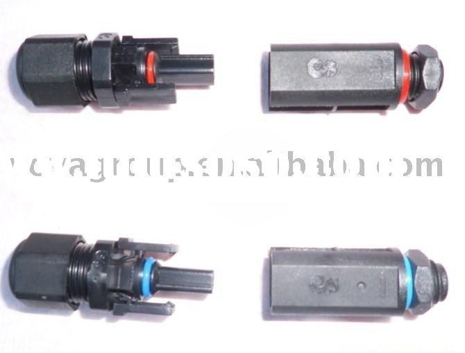 PV panel connector compatible with TYCO,Cable standard: 2.5/4/6mm2