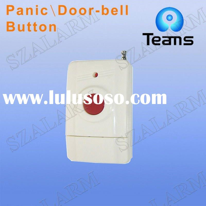 Panic button for alarm,door bell using when use with alarm system