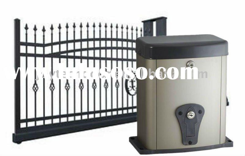 Electric automatic sliding gate opener py300dc dc motor Electric gate motors prices