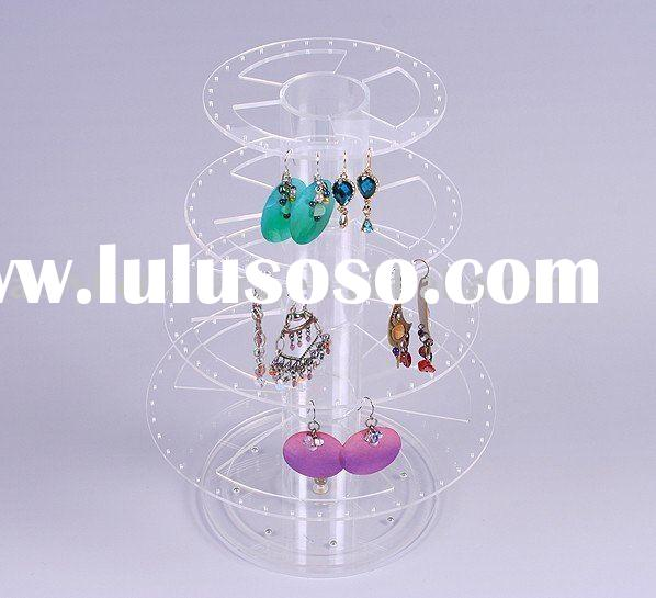 Earring card display stand manufacturers