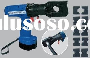 battery hydraulic crimping tool