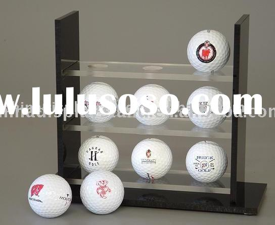 golf display stand , soccer display box , football halmat case, acrylic box, baseball hot case , spo