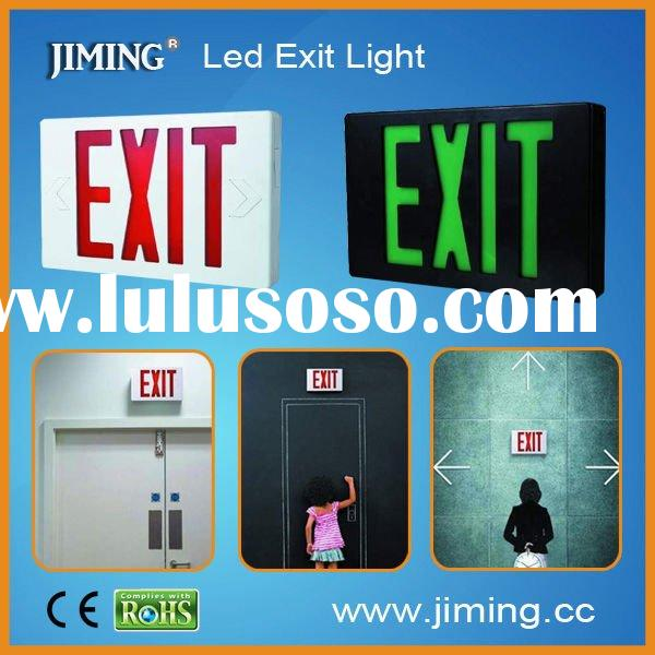 led exit sign,emergency exit light,led exit light,illuminated signs