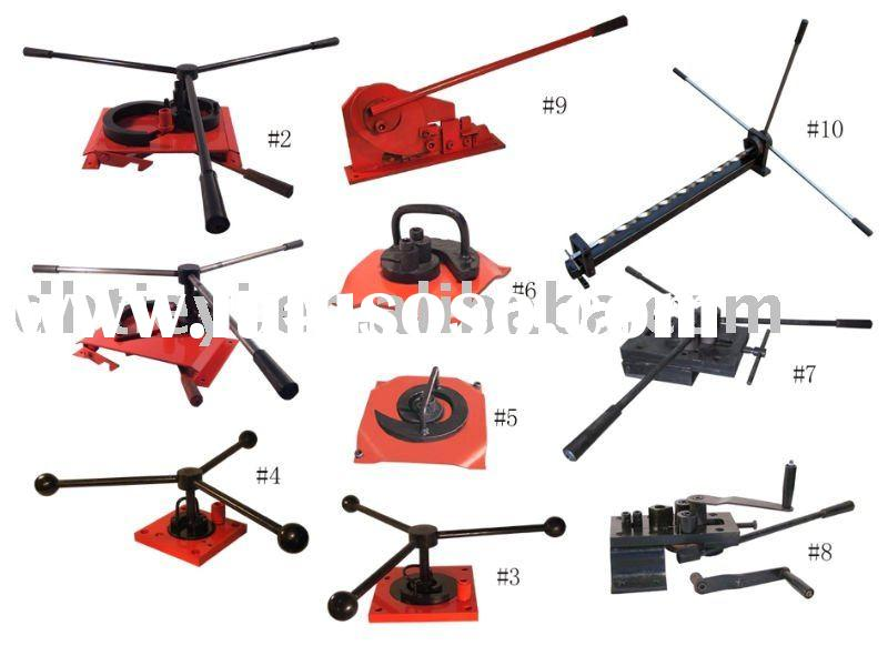 manual wrought iron machine, hand tools