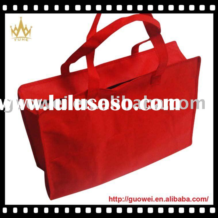 2011 nonwoven zipper bag