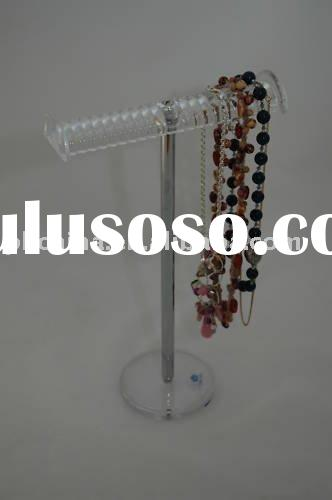 Acrylic Necklace & Bracelet Display Stand