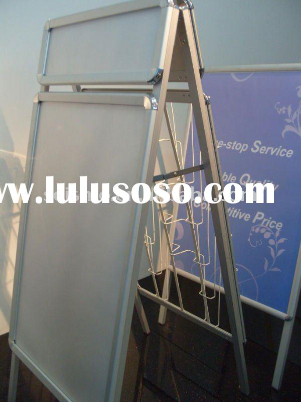Advertising Poster Board Stand A Frame