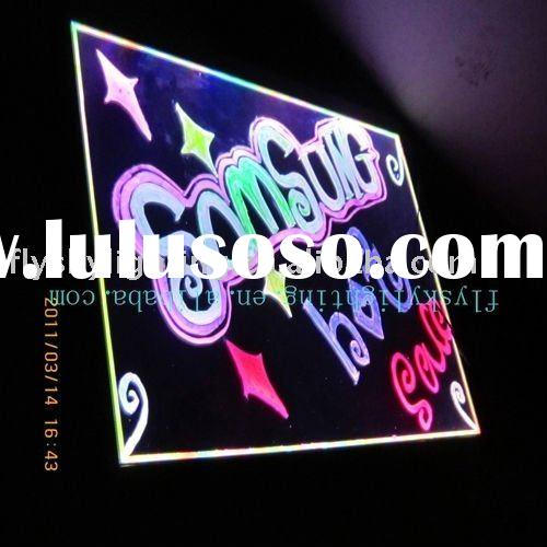 Alibaba expressFluorescent led board; LED board for painting with CE&ROHS