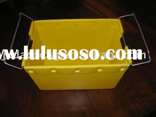 HIGH QUALITY PLASTIC PP TOTE BOX