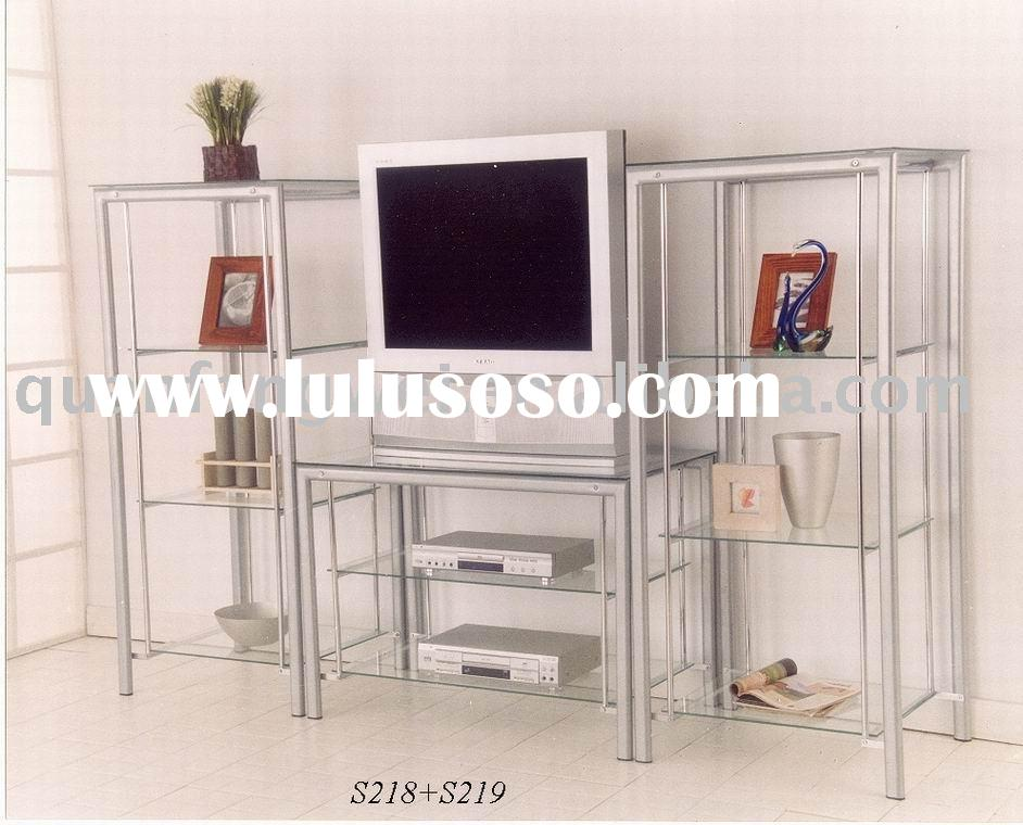 Metal  Movable Cheap TV Stand S218