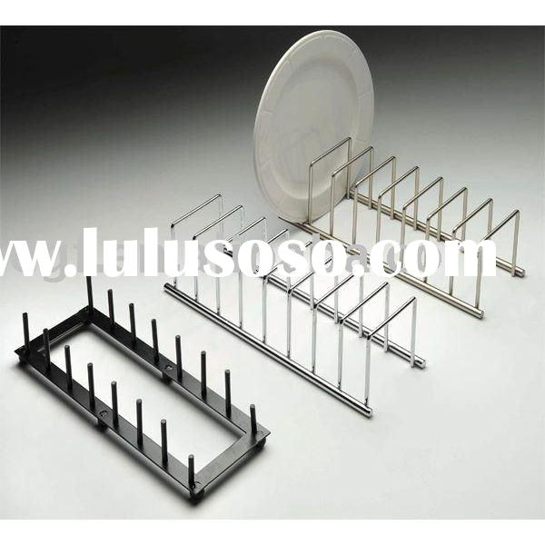 Metal Plate Stand / Dish Holder / Plate Holder