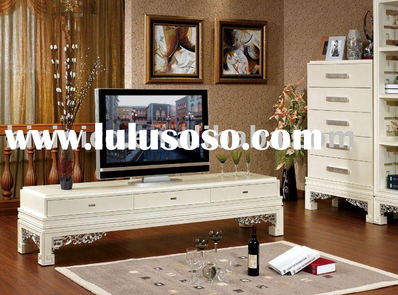 New classical living room TV cabinet