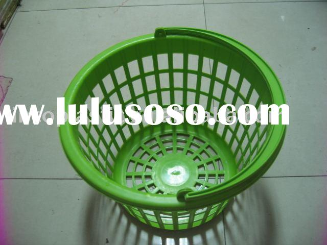 Round handle basket