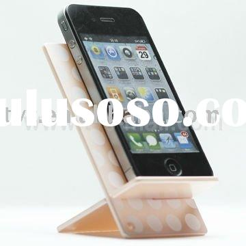 Slim Star Pattern Display Stand for iPhone/ Mobile Phone/ MP4/ MP3 and etc