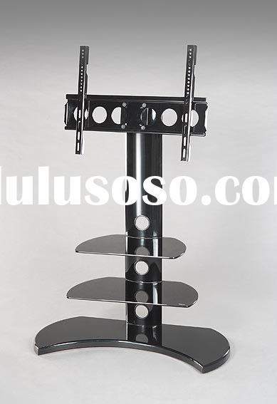 swivel lcd tv table stand for sale