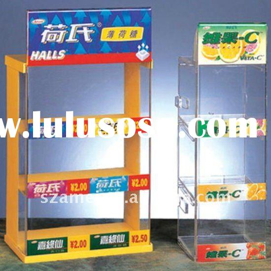 Top quality acrylic display stand,cosmetic display,jewelry display