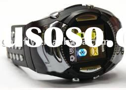Watch Mobile (WM808) (watch mobile phones/bluetooth fashion watch mobile phone)