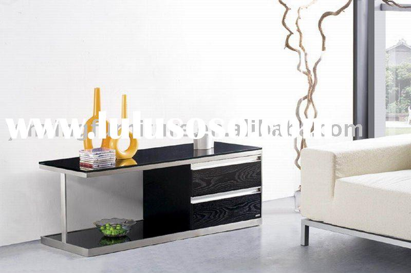 fashionable wooden LCD  TV stand furniture