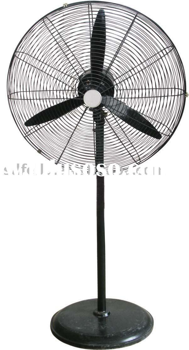 Durable Pedestal Fan : Industrial stand fan mute motor durable competitive price