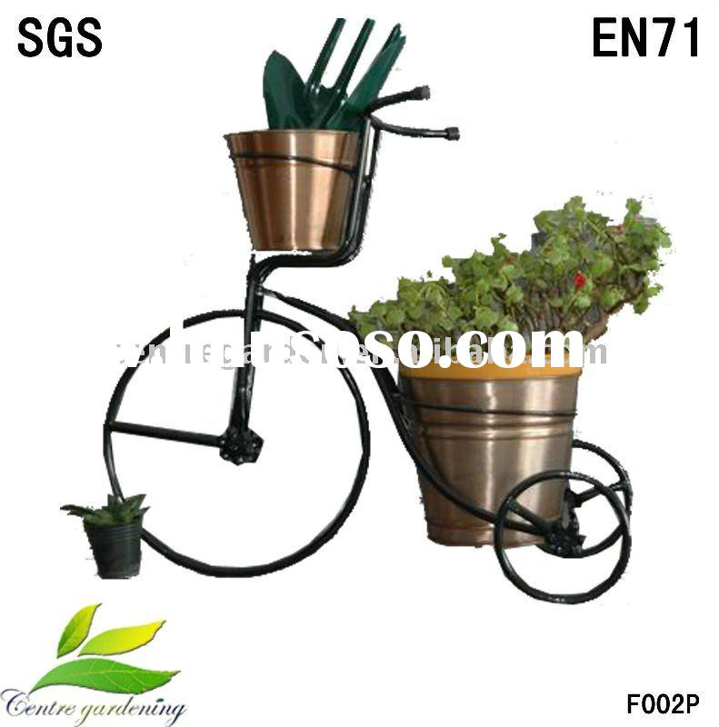 Metal Flower Pot Stand With 12 Pots For Sale Price China