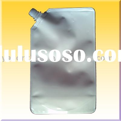 stand-up spout pouch for juice or liquid