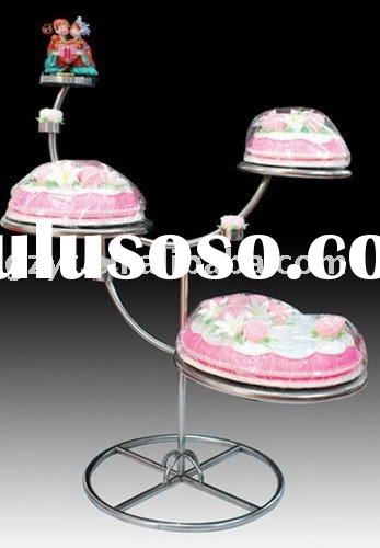 tier cake stands