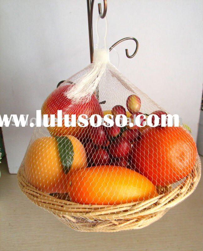 "2011 New Artificial Fruit  Artificial Vegetable 9"" Fruits Basket"