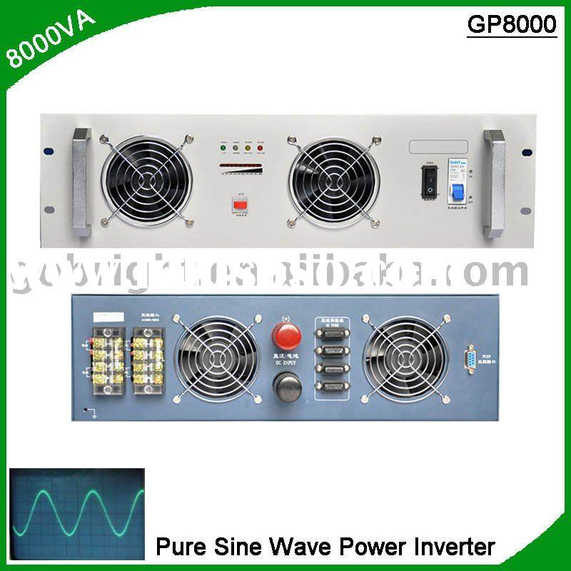 8000VA Pure sine wave power converters GP8000
