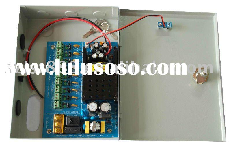 9 Channel Distribution Box of 12V 5A, Power Supply