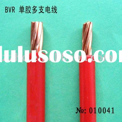BLV BVR RV PVC insulated wire