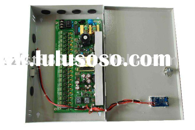 DC12V 15A 18 channels CCTV Surveillance power distribution box