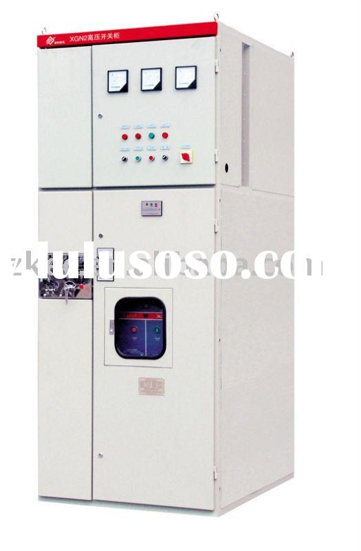 High Voltage Fixed Type Electrical Distribution Panel Board