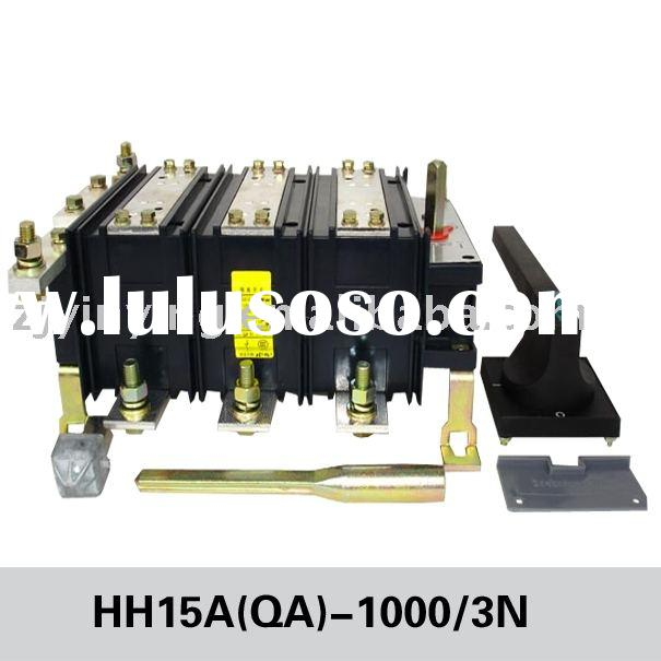 Industry use power distribution panel  isolation load switch