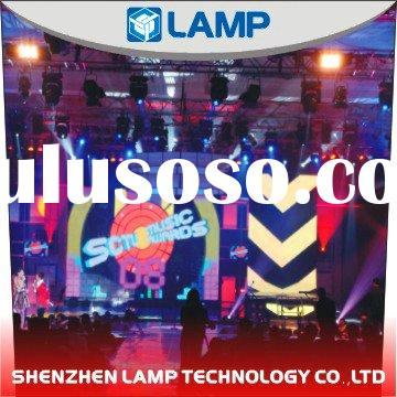 Lamp Indoor SMD full color LED video stage display