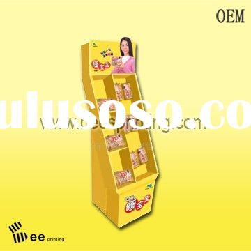 Potato Chip Display Rack (BEE-30131)