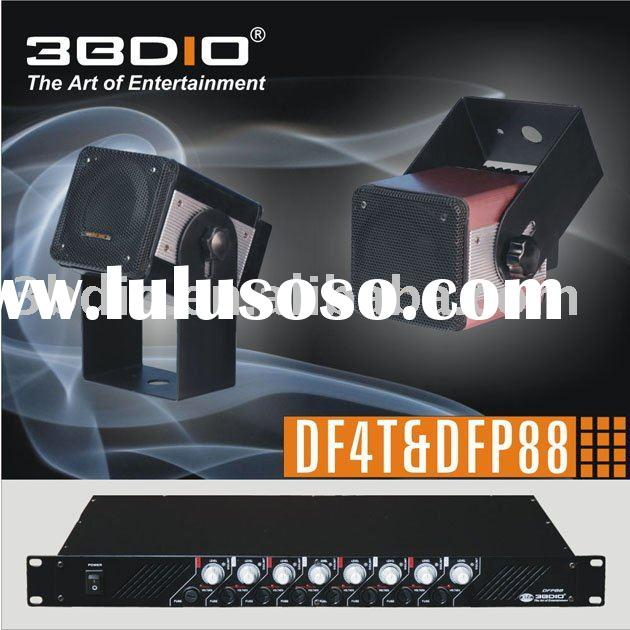 Power distributor/processor/sound system/professional speaker