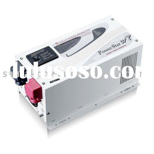 Solar power inverter backup