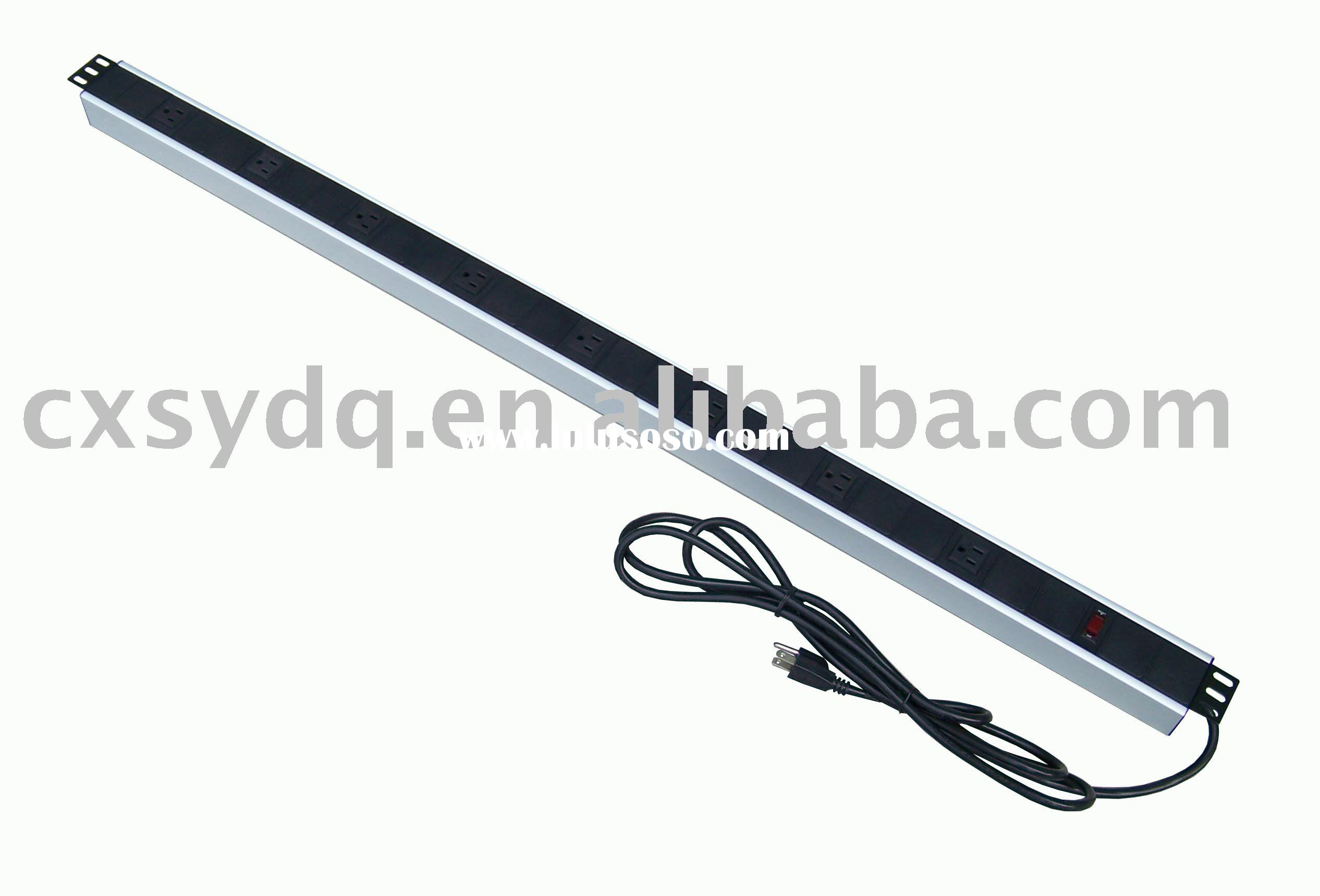 USA type power distribution unit,PDU for cabinet